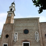 Chiesa - facciata