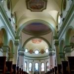 Chiesa - Navata centrale