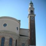 Chiesa - il retro
