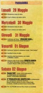 Volantino Festa dell'Oratorio 2012 pag2